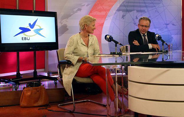 Dyrektor generalna Europejskiej Unii Nadawców Ingrid Deltenre
