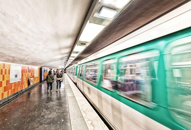 Strajk w paryskim metrze z powodu braku poczucia bezpieczeństwa