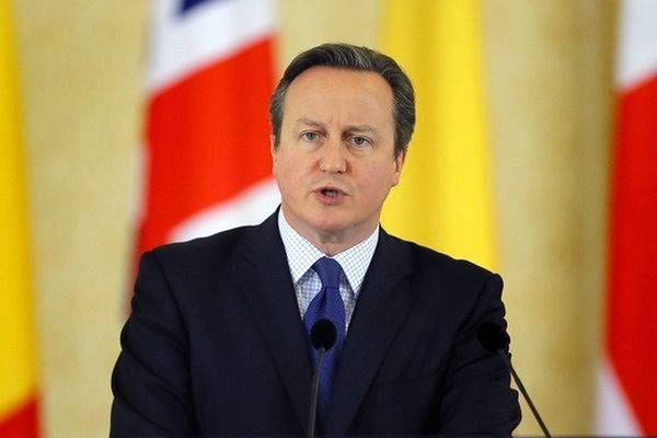 Spotkanie Camerona z premier i prezydentem