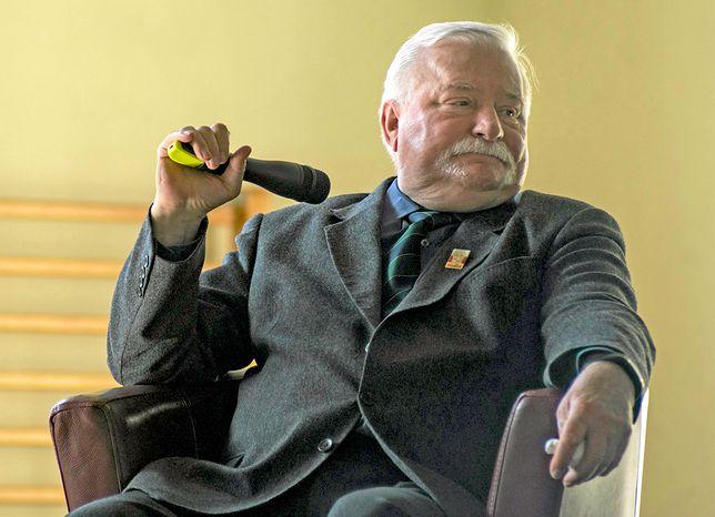 Lech Wałęsa: Nic na mnie nie mają