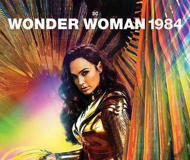 WONDER WOMAN 1984 Premiera 4K Blu-ray, Blu-ray i DVD już 23 kwietnia!