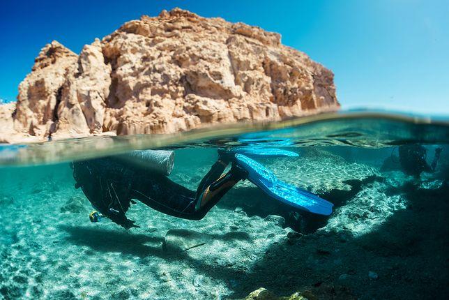 Nurkowanie w Egipcie to jeden z głównych celów przyjazdu plażowiczów z całego świata