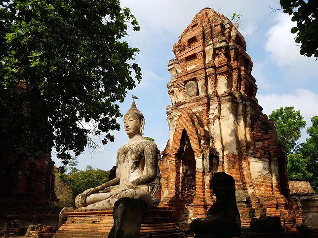 Ayutthaya – to tu dawniej biło serce Tajlandii