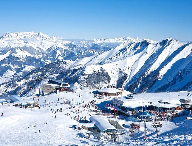 Region Zell am See - raj dla narciarzy