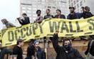 Demonstranci znowu na Wall Street ale bez namiotów