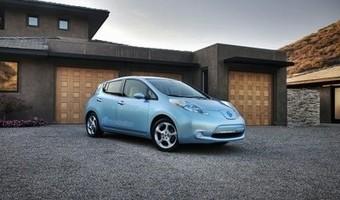 Nissan Leaf otrzymuje tytuł Car of the Year 2011