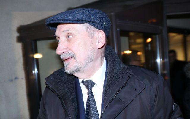 Macierewicz o sytuacji w Polsce
