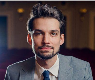 Śląskie. 25-latek został kierownikiem artystycznym Filharmonii Śląskiej w Katowicach