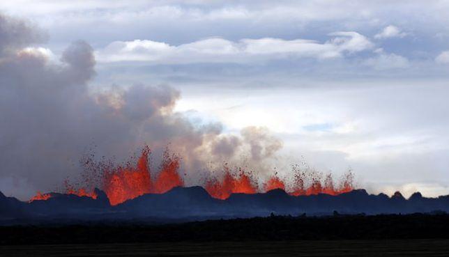 Czerwony alert w rejonie Bardarbungi