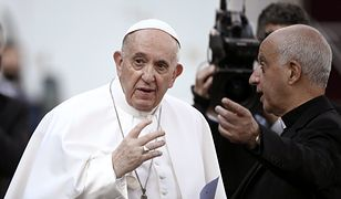 Żart papieża Franciszka wywołał burzę. Pojawiły się ostre głosy krytyki