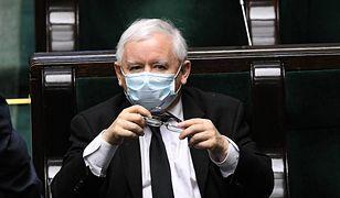 """Jarosław Kaczyński wydał mocne oświadczenie. """"To poważna sprawa"""""""