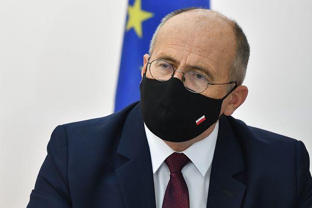 """Szef MSZ bez ogródek o porwaniu samolotu. """"Akt terroryzmu"""""""