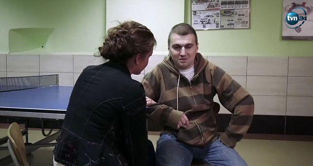 Niepełnosprawny skazany na 25 lat więzienia. Jest kasacja