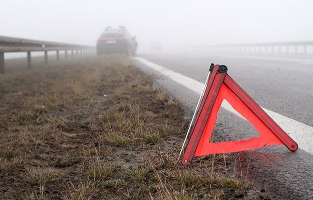 Wypadek na autostradzie A2 w stronę Poznania. Nie żyją dwie młode kobiety