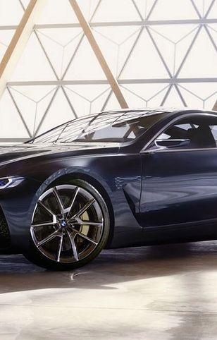 Koncept nowego BMW serii 8 pojawi się podczas Concorso d'Eleganza Villa d'Este