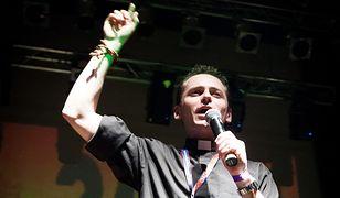Ks. Michał Misiak współorganizował m.in. koncerty o charakterze ewangelizacyjnym