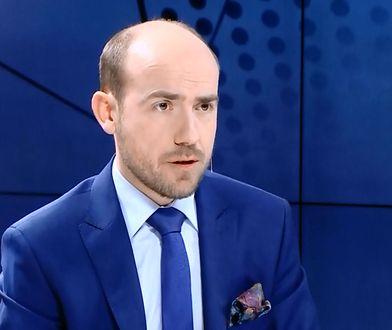 Borys Budka wykłada na dwóch uczelniach.