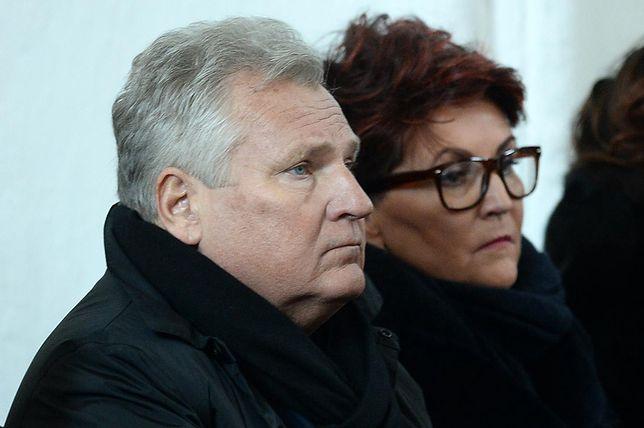 Kwaśniewscy nie mogą wrócić do Polski