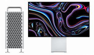 Apple Mac Pro i monitor Pro Display XD, są pierwsze polskie oferty na ten sprzęt