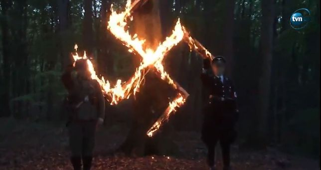 Prokuratura umarza śledztwo ws. neonazistowskiego festiwalu. Mimo nagrań nie wykryto sprawców