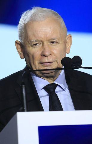 Jarosław Kaczyński i spór z UE oraz USA