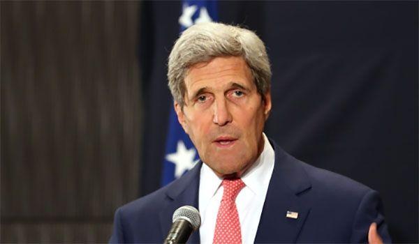 Kerry szuka w Kairze wsparcia w walce z Państwem Islamskim