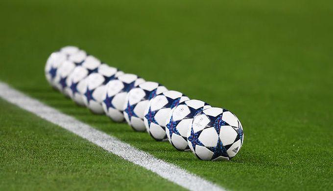 9fd7c5dda Getty Images / Michael Regan / Piłka nożna. REKLAMA. Eliminacje Ligi  Mistrzów ...