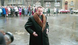 Ks. Henryk Jankowski w latach 80. w Gdańsku