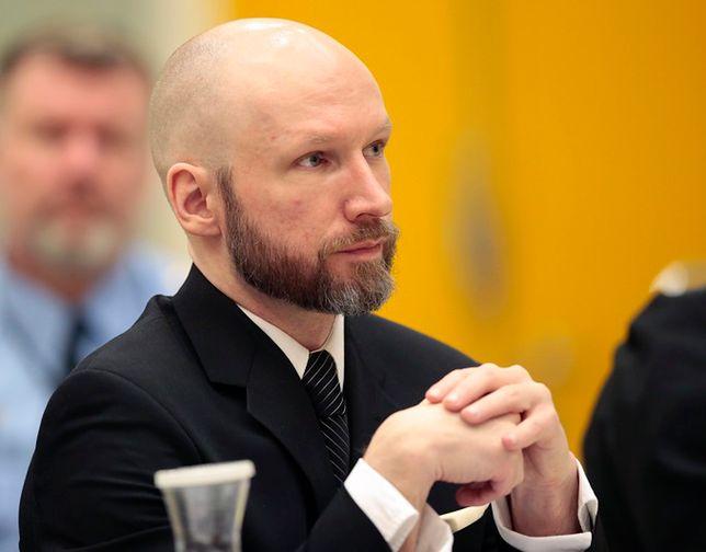 Anders Breivik od pięciu lat skarży się na warunki w więzieniu