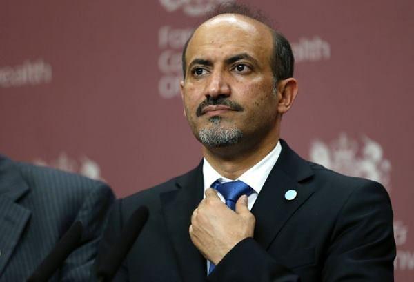 Ahmad Dżarba ponownie szefem Syryjskiej Koalicji Narodowej
