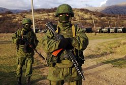 Rosja przerzuciła wojska desantowe na zaanektowany Krym. Trwa sprawdzanie gotowości bojowej
