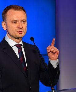 Sławomir Nitras: wolę zostać w Polsce, ratować ją przed PiS-em
