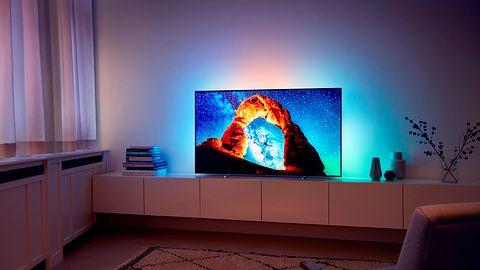 Philips na IFA 2018: nowe telewizory OLED z Androidem i Alexa do sterowania głosowego