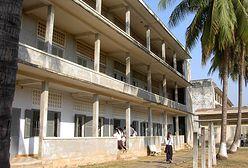 Katownia w cieniu kokosowych palm - więzienie Tuol Sleng w Phnom Penh