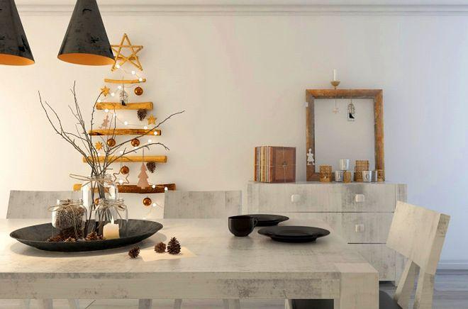 Świąteczne dekoracje w stylu vintage. Boże Narodzenie z nutą nostalgii