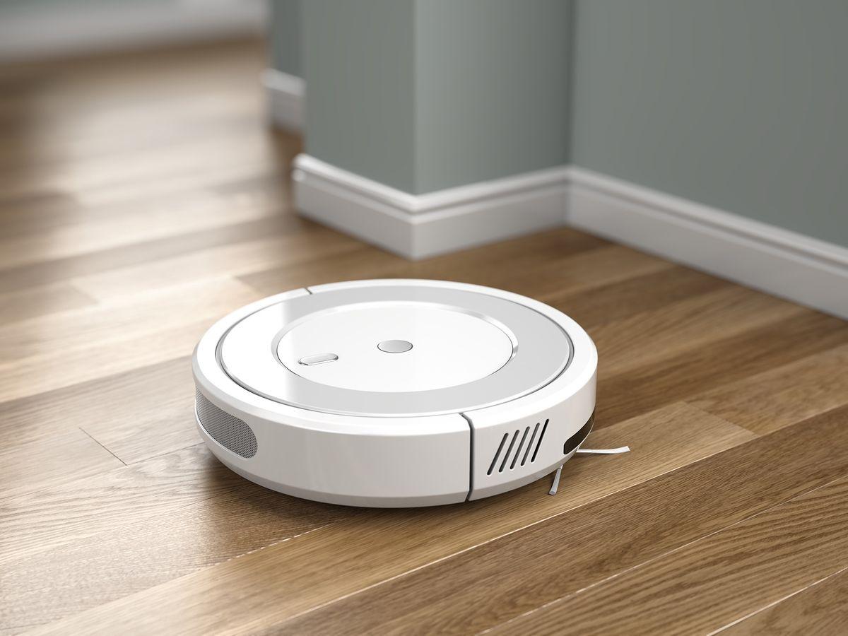 Odkurzacz automatyczny to skuteczny robot do sprzątania pod naszą nieobecność w domu