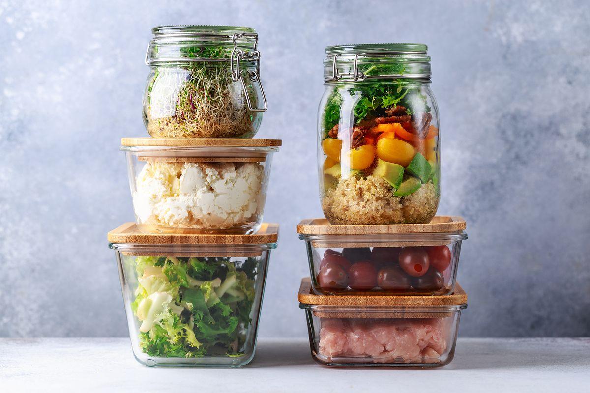 Poznaj sprytne sposoby na przechowywanie żywności