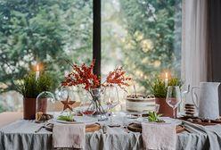 Zimowe zaproszenie  do stołu