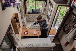 Oryginalny pomysł na dom: przyczepa kempingowa