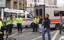Śmiertelny wypadek w Londynie. 2 ofiary, trwa śledztwo