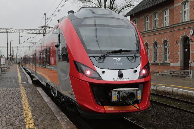 Nowa jakość w POLREGIO. Komfortowe pociągi już na torach Wielkopolski