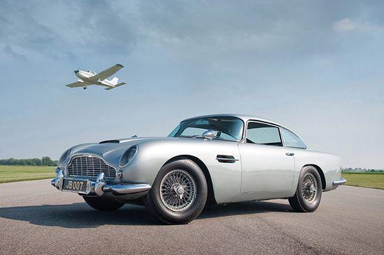 Aston Martin Bonda sprzedany za wielkie pieniądze