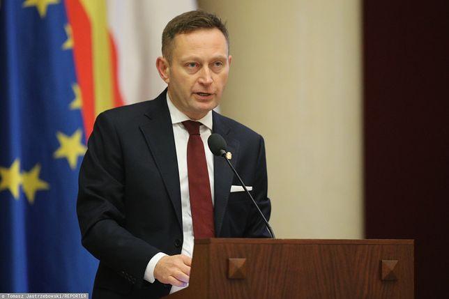"""Paweł Rabiej odpowiada na słowa abpa Marka Jędraszewskiego. """"Idź do diabła"""""""