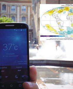 Pogoda. Anomalia temperatury. Nowy dowód na zmianę klimatu