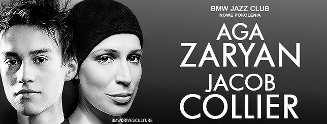 Wywiad z Agą Zaryan - gwiazdą BMW JAZZ CLUB - NOWE POKOLENIA [WIDEO]