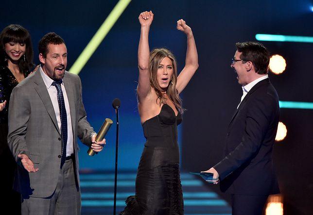 Jennifer Aniston ikoną! Wzruszona gwiazda dziękuje ludziom