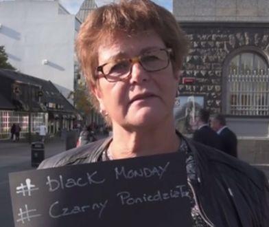 """Islandki wspierają Polki w """"Czarnym Proteście"""""""