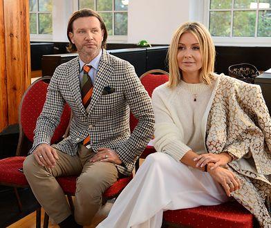 Radosław Majdan pokazał świąteczny sweter od teściowej