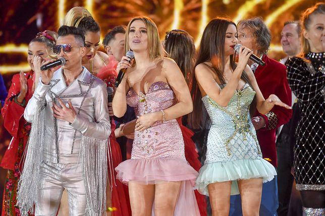 Na scenie w Ostródzie wystąpiło wiele gwiazd disco polo