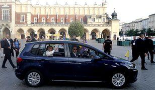 Papieskie auta ze Światowych Dni Młodzieży pójdą we wrześniu pod młotek